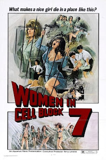 Women in Cellblock 7 1973 Diario segreto