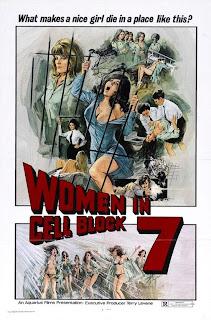 Women in Cellblock 7 1973 Diario segreto