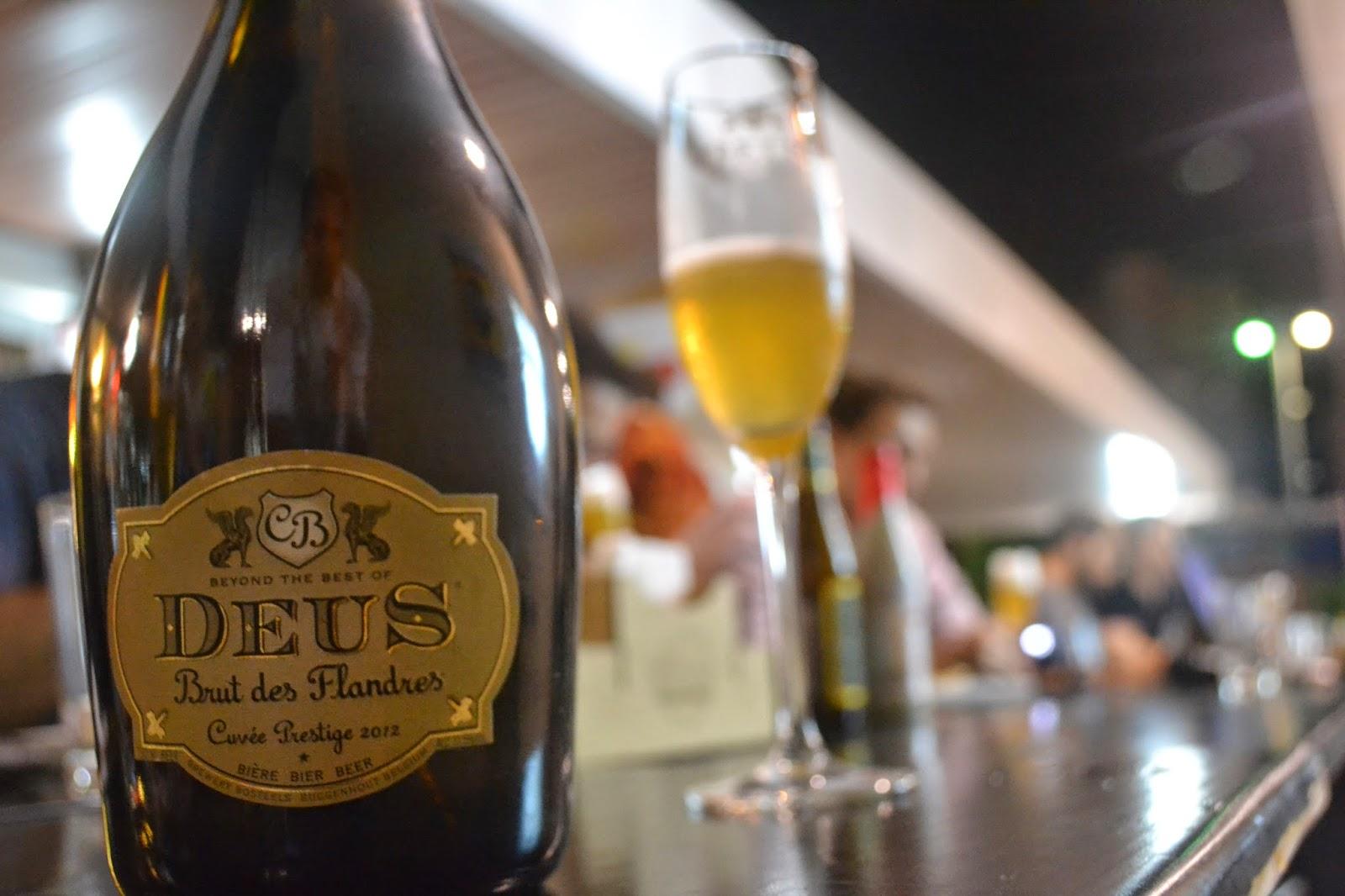 Cerveja Deus João Filho Sommelier