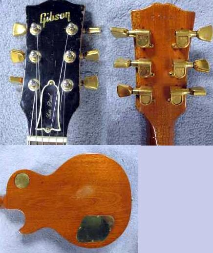 Les Paul Serial Number