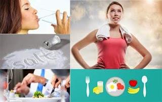 Tips Menjaga Berat Badan di Bulan Puasa