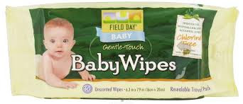 Field Day Baby Gentle-Touch Baby Wipes