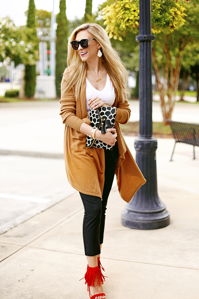 nordstrom sale blogger outfit