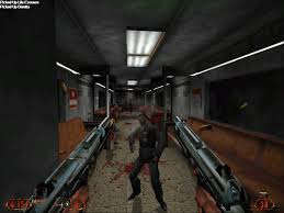 Free Download Games Blood II The Chosen Full version