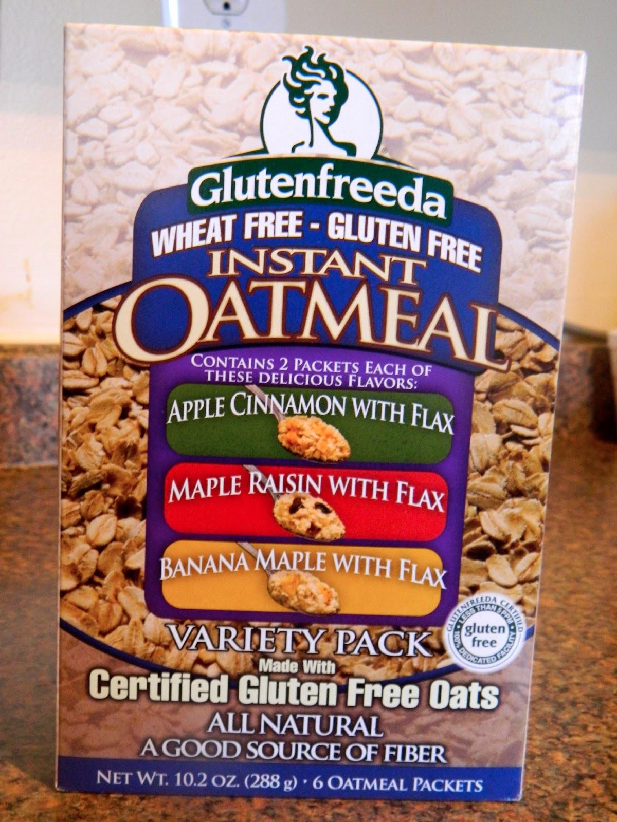 Gluten oat