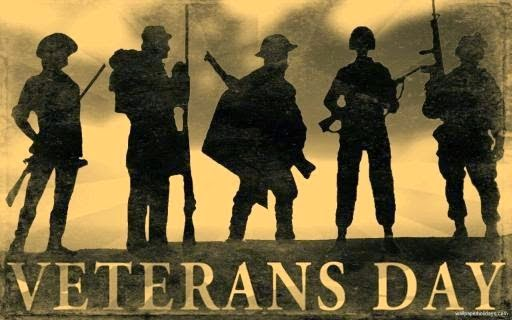 Veterans day Salute Images