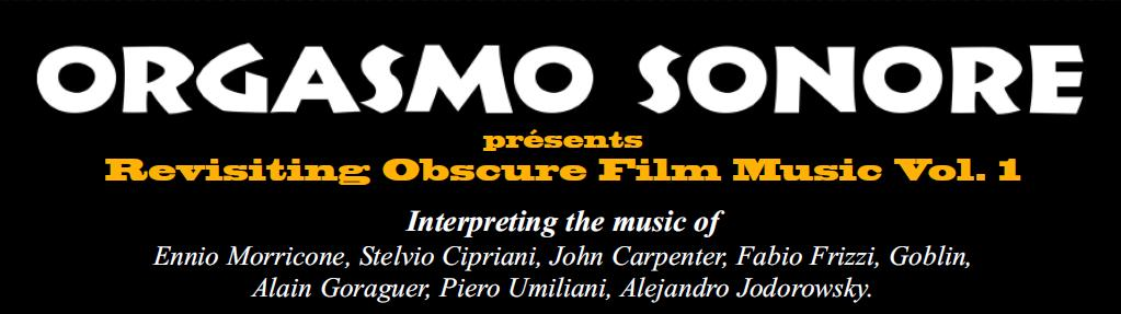 Revisiting Obscure Film Music