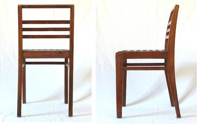 Art utile ren gabriel chaise conomique for Plan de chaise en bois
