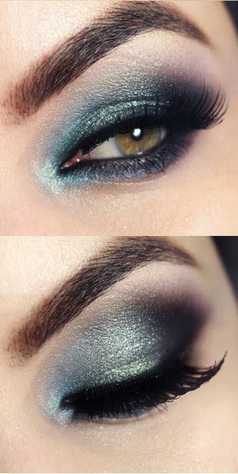 Beyoncé Haunted Smokey Eyes Makeup Tutorials