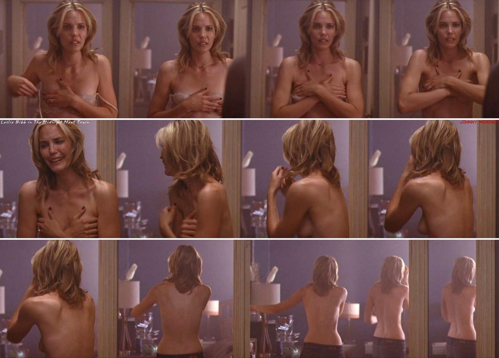 Leslie Bibb Nude Pics Allure Make