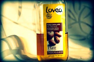 Huile Capillaire Karité - Lovea Bio