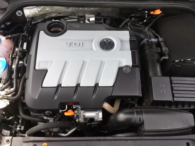2013 Volkswagen Jetta Turbodiesel TDI