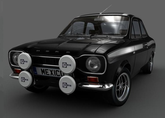 sovibrant opinion8 design classic no 615 the mk1 escort rs mexico. Black Bedroom Furniture Sets. Home Design Ideas