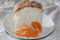 Orange-Almond Angel Food Cake