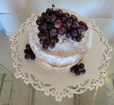Naked cake uva