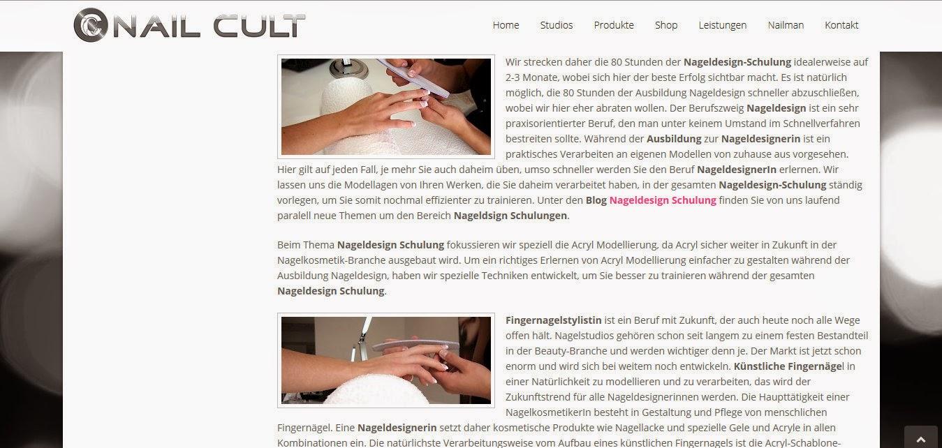Nageldesign Ausbildung Kosmetikschule Schäfer - nageldesign lernen