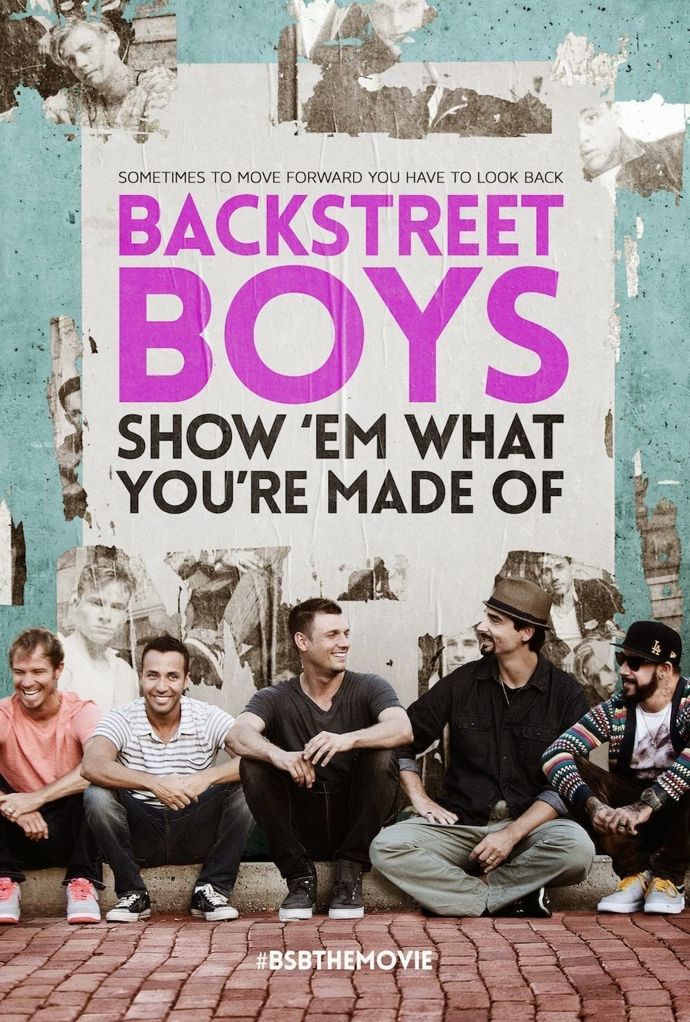 Backstreet Boys: Show 'Em What You're Made Of 2015