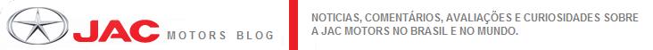 Blog sobre o Meu JAC J6 JAC