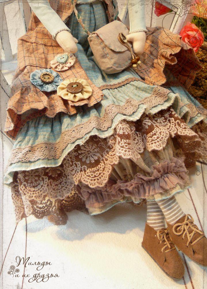 Текстильный бохо-стиль своими руками 5