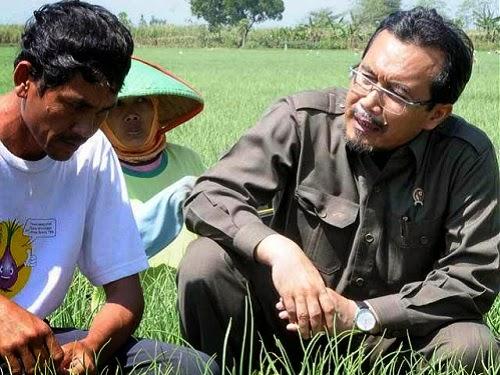 Menteri Pertanian Suswono (Detik.com)
