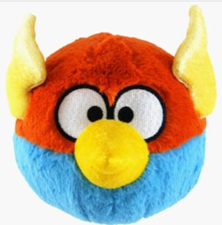 All kinds of toys - Angry birds big brother plush ...