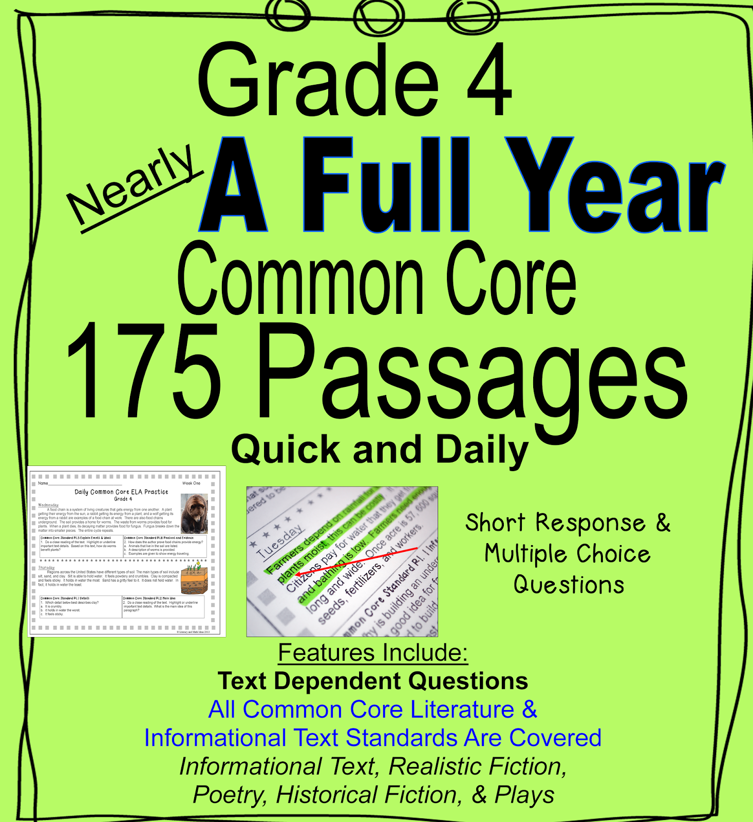 Worksheet Fiction Passages For 3rd Grade worksheet 5th grade fiction reading passages mikyu free 3rd nonfiction best non screenshot