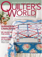 Quilter&#39;s World June 2011