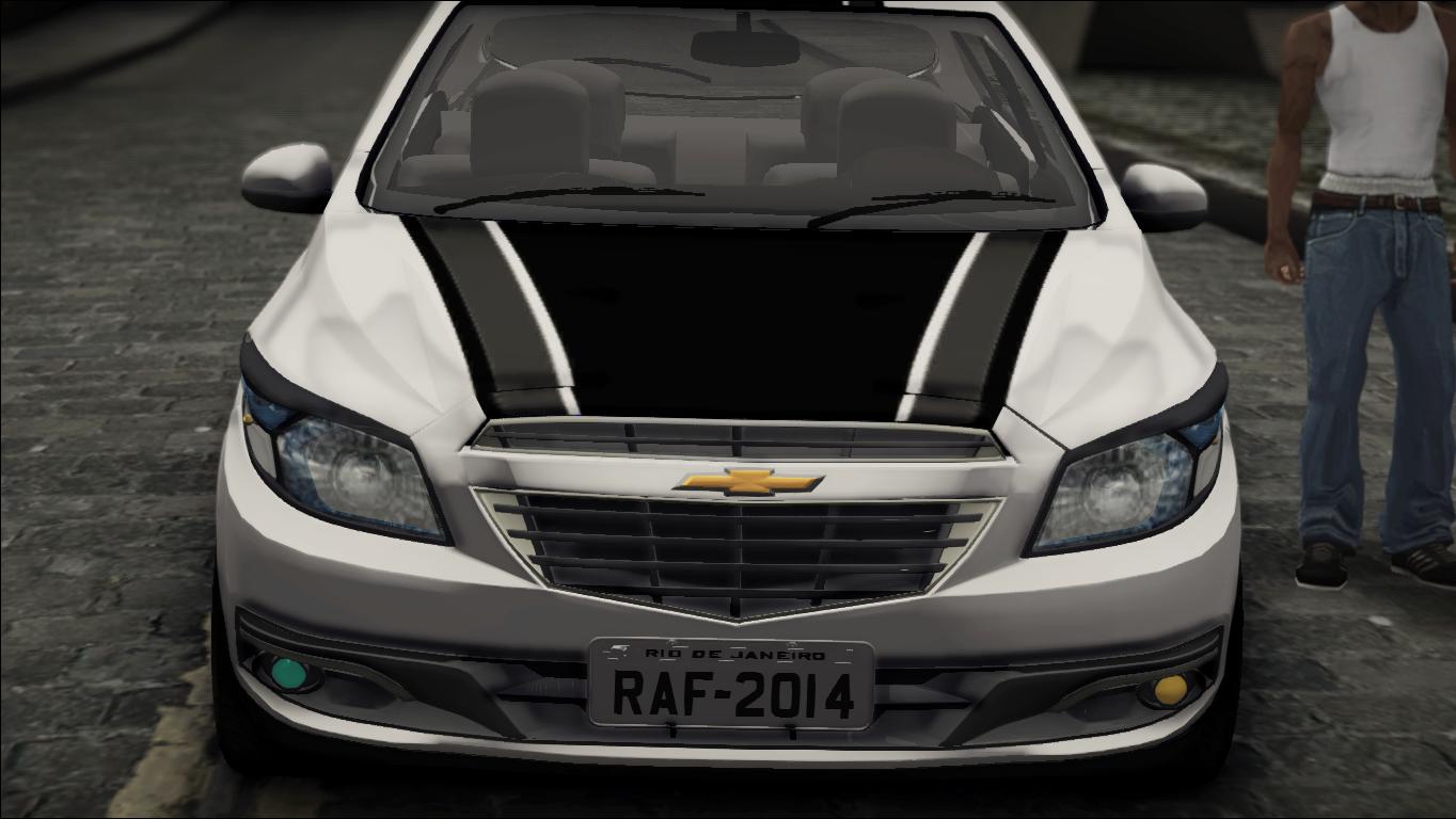 Ekipclandestinosgta Chevrolet Onix By Rafa 3d
