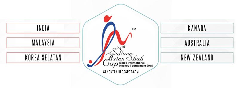 Kejohanan hoki piala sultan azlan shah bagi edisi ke 24 akan