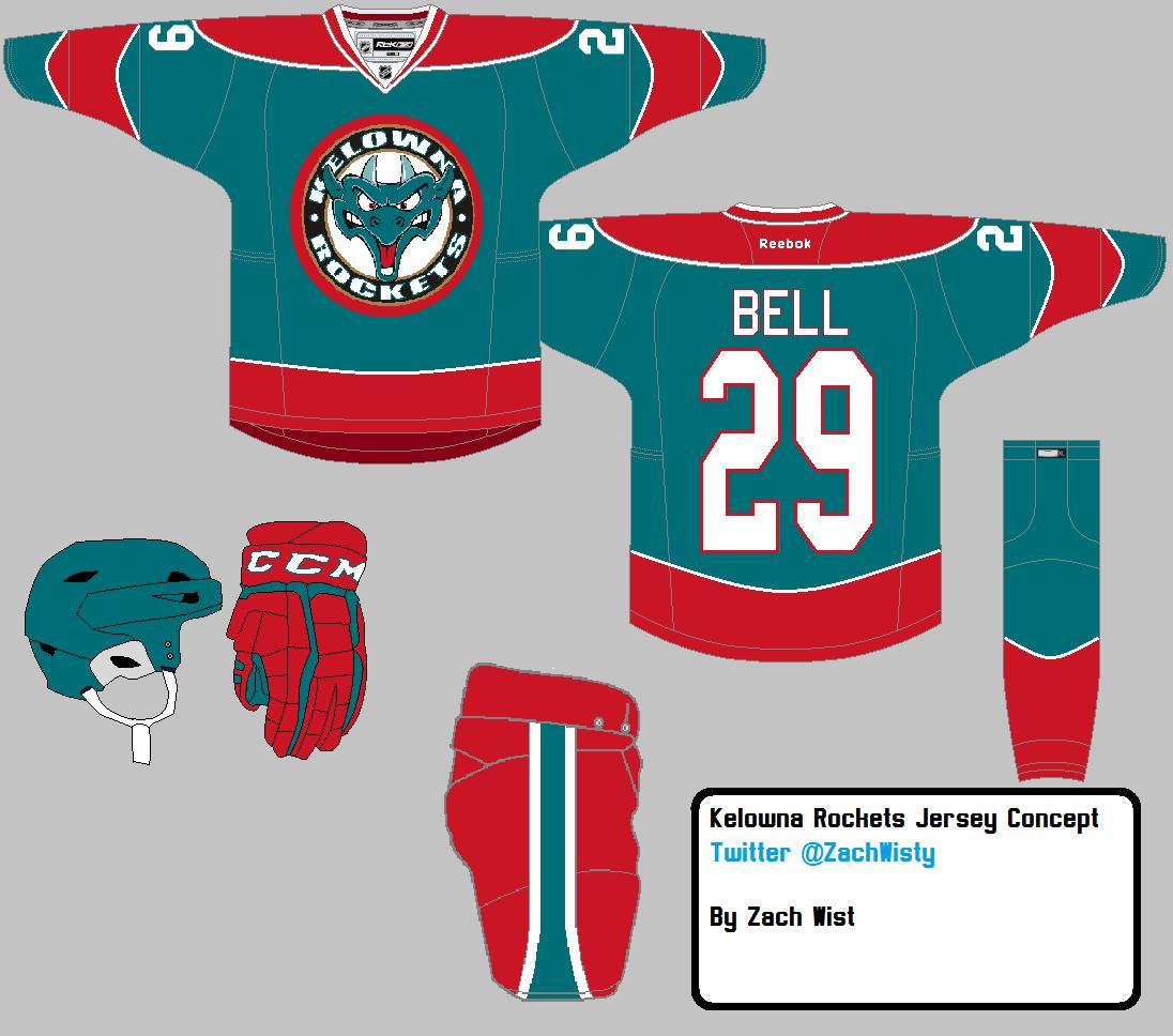 HockeyJerseyConcepts
