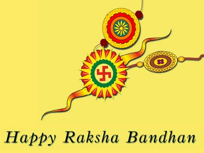 raksha bandhan wishes 2012