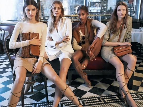 Massimo Dutti campaña New York City colección limitada
