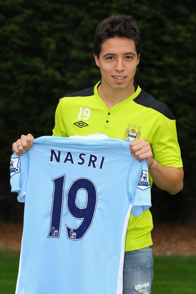 Samir Nasri - Wallpaper Colection