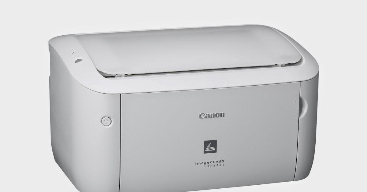 Canon Printer Lbp6000 Driver Mac