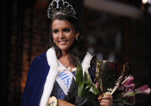 Miss Suomi 2012,Miss Universe Finland 2012