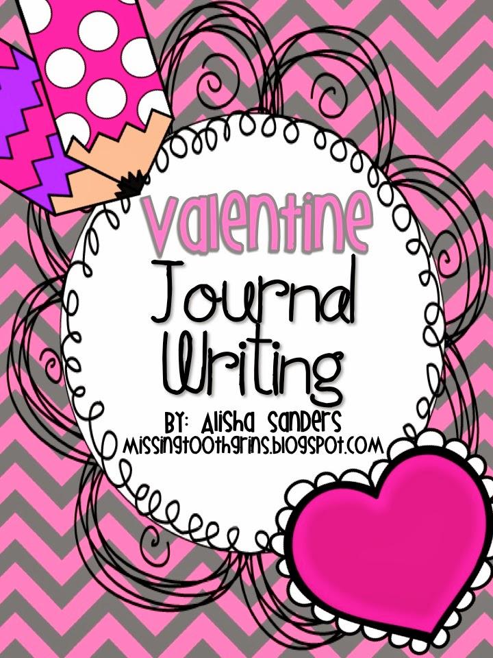 http://www.teacherspayteachers.com/Product/Valentine-Journal-Writing-Prompts-1084412