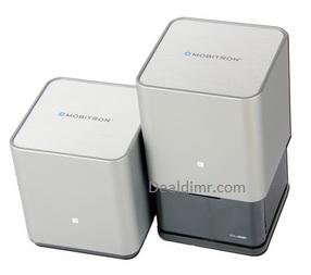 Mobitron CUBE Premium Portable Bluetooth Speaker