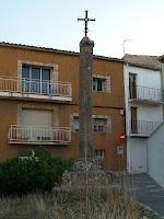 La Creu de Terme del carrer Manresa