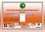 Curso de Pericias en Verificacin Automotor Ciclo 2012