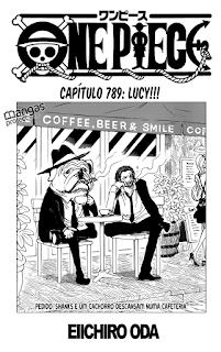 One Piece 789 Mangá Português leitura online