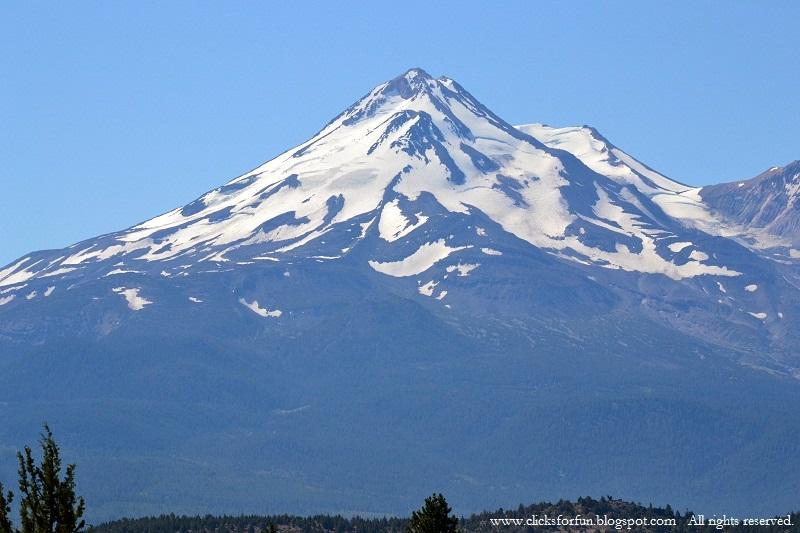 mount shasta california volcanoes cascades ranges USA america