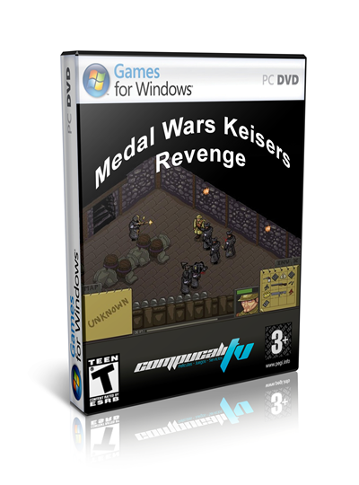 Medal Wars Keisers Revenge PC Full Ingles 2013
