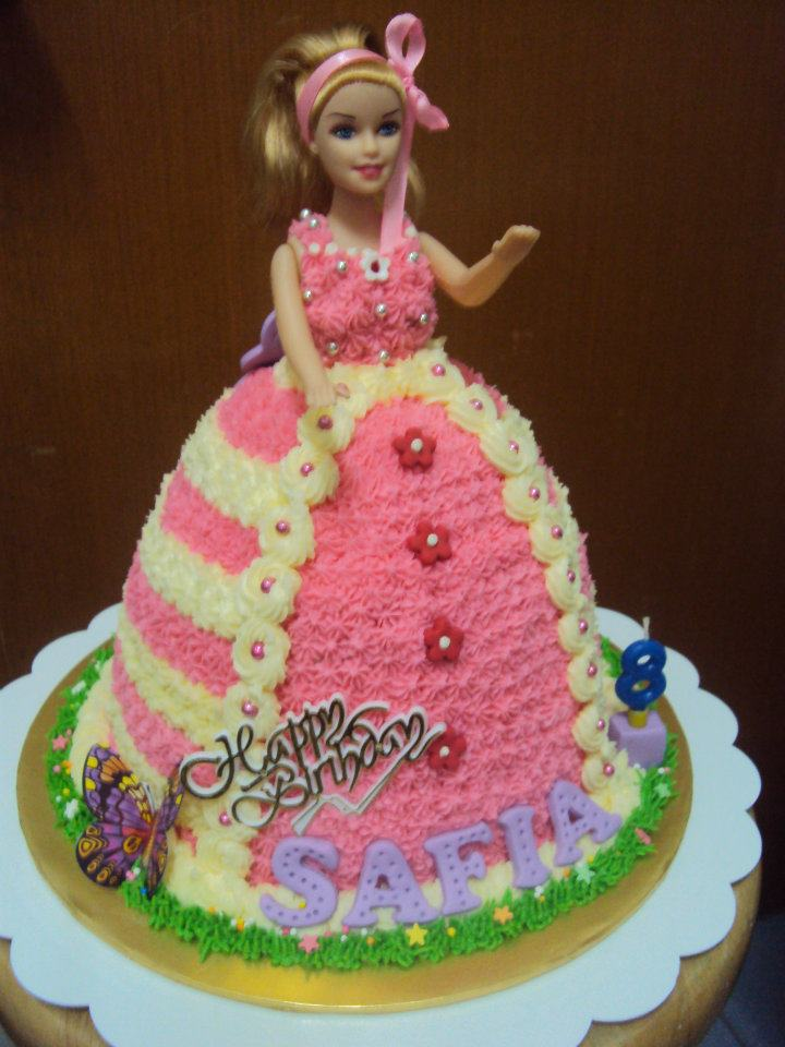 Barbie Cake Design Auto Design Tech