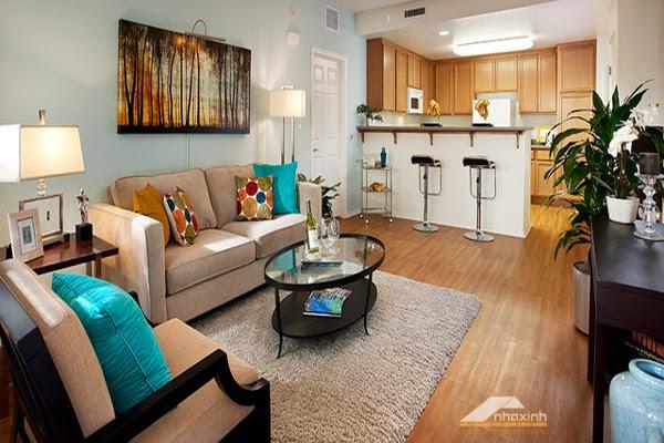 Cách bố trí sofa đẹp trong nhà