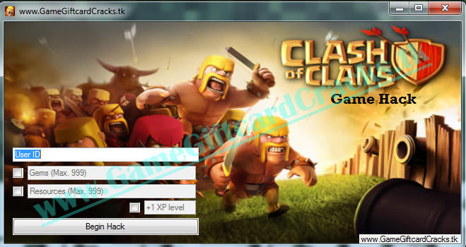 Clash of Clans Game Hack (iOS or Android)   Cracks for Games and ...