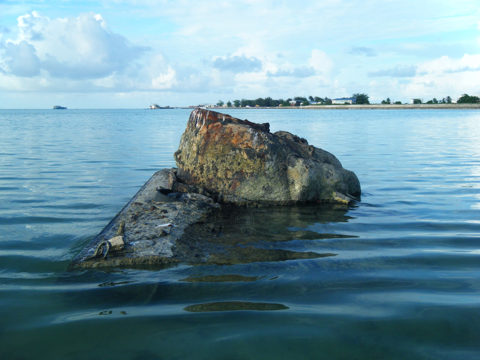 Tank Island Florida