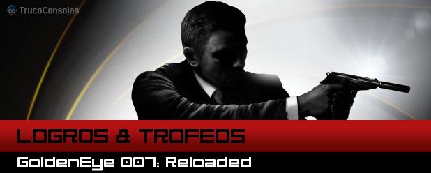 Guía Logros Trofeos GoldenEye 007 Reloaded PS3 XBox 360