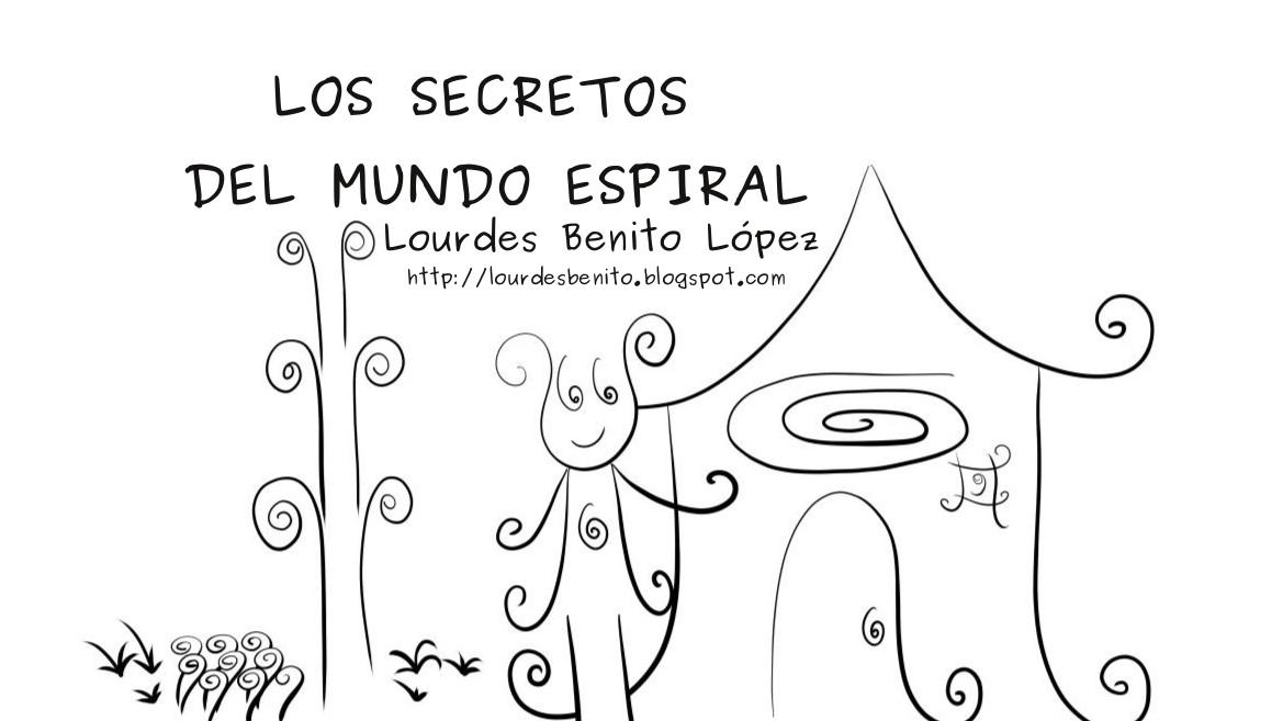 Ilustración infantil: Cuento para colorear - Los secretos del mundo ...