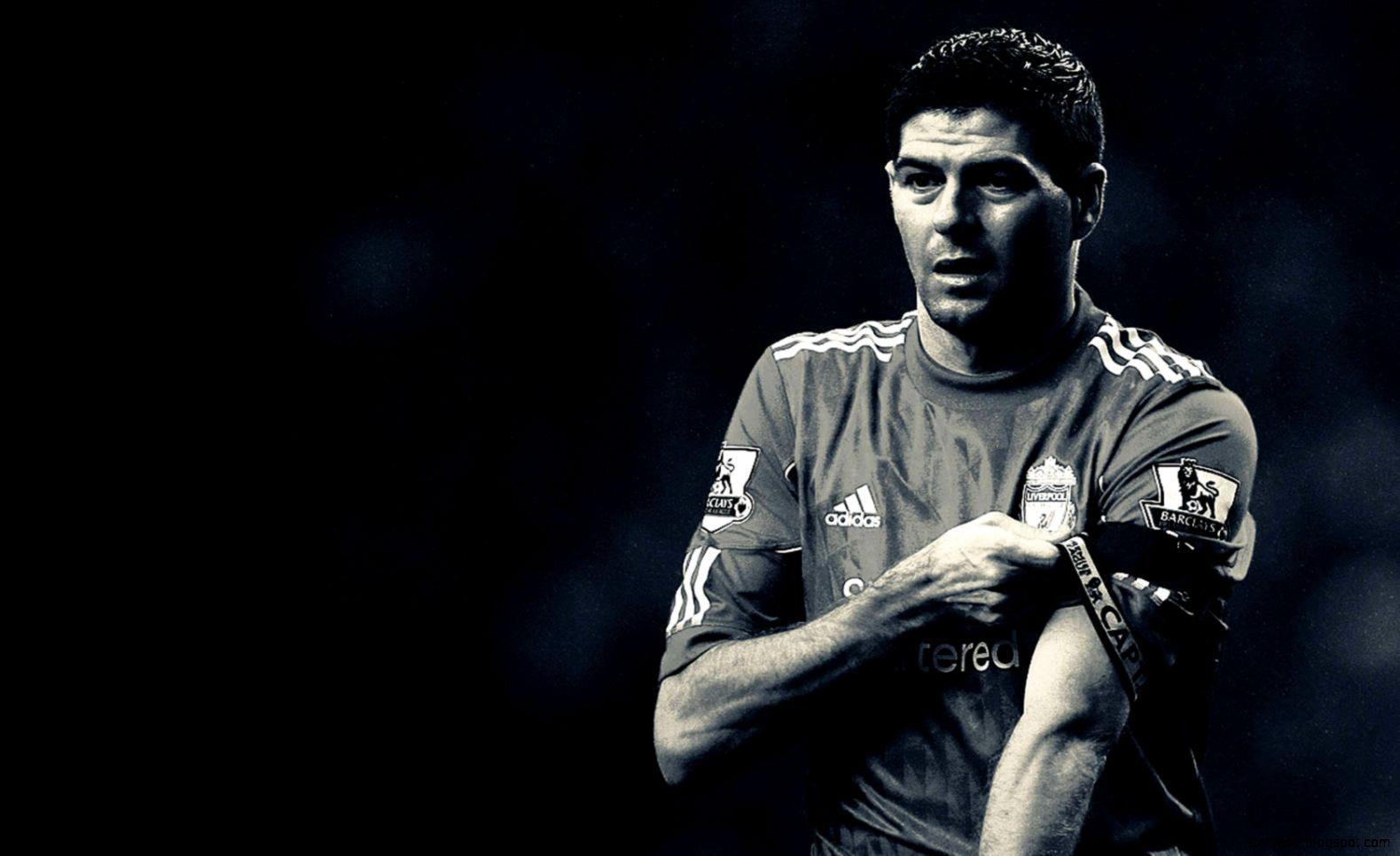 Steven Gerrard Footballer