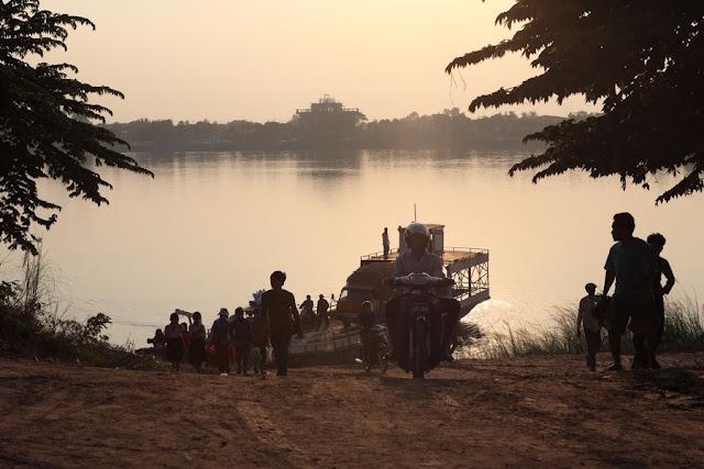 Tranches de vie à Siem Reap par Bruno Peronne